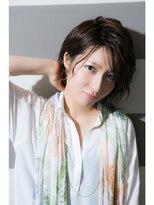 ムーン(moon)【moon style】スウィングショートカール