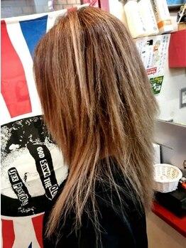 ピア ヘアーズ PIAA hair'sの写真/自然な動きを表現する自慢のカット術☆乾かすだけでスタイリングOK!お悩み解決の似合わせスタイルに☆