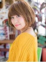 ■bliss戸田公園9-9★■ひし形シルエットの小顔ボブ