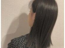 オルヘアー('olu hair)の雰囲気(〈システムトリートメントでしっかり補修…艶サラ髪へ♪〉)