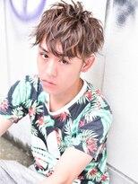 【tetote】☆3代目風×束感ショート☆ツーブロック刈上げヘア♪