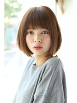 【Un ami】大人かわいい・小顔ボブ 松井 幸裕