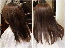 話題の髪質改善ボトメントの施術と、CMで話題のメニューや、ヘアメニュー以外の取り扱い商品☆