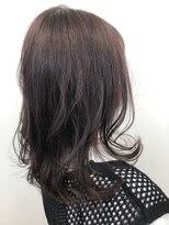 コレットヘア(Colette hair)春カラー ピンクバイオレット
