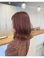 ルッツ(Lutz. hair design)pinkhair
