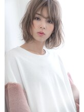 ヘアーラウンジ ガレーラ(hair lounge GALERA)外国人風☆ベージュカラー