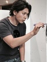 ブルーム ヘア デザイン(bloom hair design)上野  拓郎