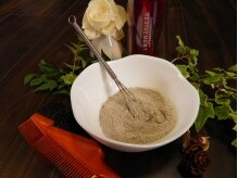 イチイ美容院(ICHII)の雰囲気(香草カラーで使用する薬剤!髪と頭皮にやさしい◎)
