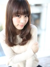 アグ ヘアー ガール京都駅前店(Agu hair girl)おしゃれカジュアルロング☆★