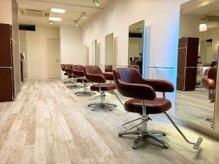 ヘアースタジオ アール(Hair Studio R)の写真/【イルミナカラー+Tr¥9900】ダメージを軽減しながら、透明感のある絶妙な発色のカラーに♪【センター南】