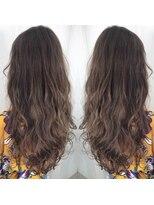 ヘアアンドヒーリング クローバー(Hair&Healing Clover)ash gray