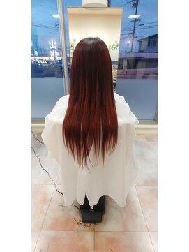 ヘアーアンドエステティック アイビジン 鈴鹿店(Hair&Esthetic I BiJiN)最上質SSSクラス◇ダイヤモンド 80本
