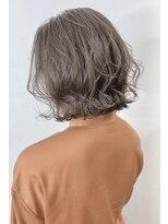 ソース ヘア アトリエ 京橋(Source hair atelier)【SOURCE】シフォンベージュ