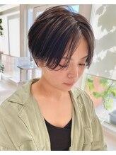 ビートル ナチュラル ヘア アンド アイラッシュ(Beetle natural)short 35