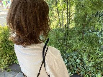 ジョイヘアー 大道店(JOIE hair)の写真/【ご自宅での再現性抜群】毎朝の支度がもっと楽しく♪トレンドを取り入れたあなただけのスタイルをご提案!