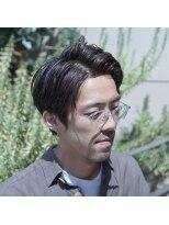 ロイ ヘアルーム 草加店(Roy hairroom)メンズクラシック