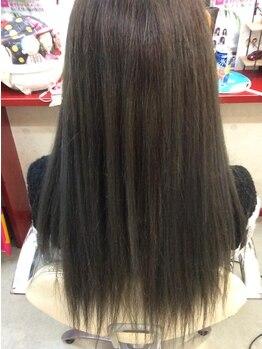ピア ヘアーズ PIAA hair'sの写真/まっすぐ過ぎないナチュラルな仕上がりが人気☆コンプレックスを魅力に変えて憧れの美髪を手に入れましょ♪