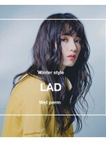 ラッドヘアー(LAD HAIR)【LADHAIR】ロングウェットスタイリング