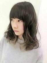 ヘアー ブランシェ 岸和田店(HAIR Branche)え?ちょっと、かわいすぎてダメなんですけど。