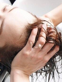 ラベッソの写真/【極上のヘッドスパ】こだわりの精油を使用したヘッドマッサージで、日常を忘れる癒しをご堪能―。