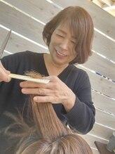 ヘアサロンアンドリラクゼーション マハナ(Hair salon&Relaxation mahana)大和田 祐子