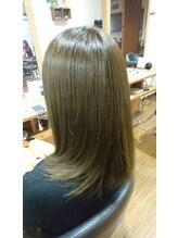 ナチュラルヘアー ベリー(Natural Hair VERY)イルミナカラー
