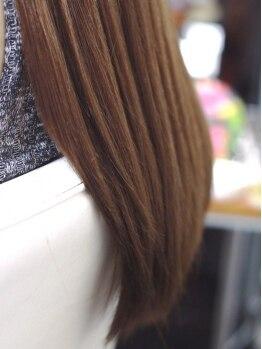 ドテックス(DOTTEKuSU)の写真/【DOTTEKuSU】で始める[髪のエイジングケア]様々な角度からの提案で、通う度にキレイな髪に★