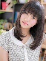 ■EVE戸頭3-3★■黒髪の☆清純派小顔ストレート