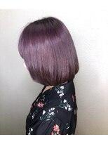 ソース ヘア アトリエ(Source hair atelier)【SOURCE】アメジストパープル
