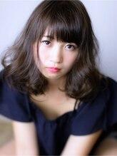 グランバイ アトリエドングリ(Grand × AtlierDonguri)#秋口スタイルパーマ#ふんわり系#まとめ髪系