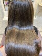 ヘアーエポック(hair epoque)大人かわいい/美髪/艶髪ロング