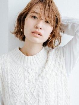 コットン(cotton)の写真/日々の髪の変化に、悩み・不安が増えていくあなたへ。カウンセリングを重視し、bestなmenuを提案します。