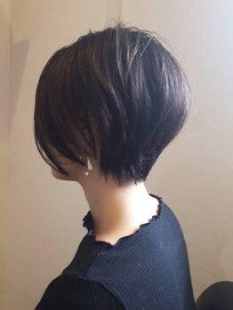 ウィキャン ヨドバシ博多店(WeCan)の写真/【カット+オキシロンカラー(リタッチ)¥6380】髪と頭皮に優しい薬剤使用!リーズナブルだから毎月通える★