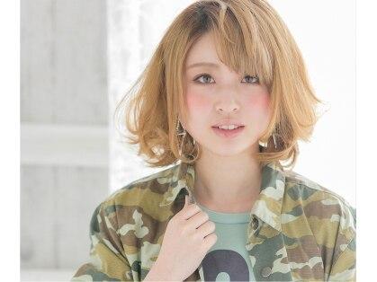 ザップ(ZAP Hair ASAKAWA) 画像