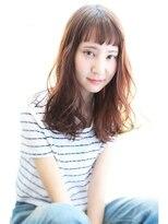 """ダミアバイルル(DAMIA by LuLu)107★やっぱり可愛い""""ふわふわカール""""エアウェーブうぶバング"""