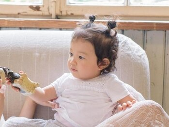ネオリーブコレット(Neolive collet)の写真/忙しいママに☆ヘア・マツエク・が1日で叶うトータルビューティサロン!【キッズスペース有り】