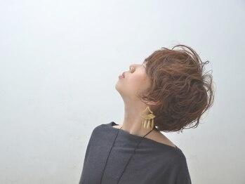 ラミパス(RAMIPASS ladies&gentlemen)の写真/【カット+外国人風カラー ¥9980】1人ひとりのライフスタイルに合わせたスタイル提案がSTOOPEDの魅力★