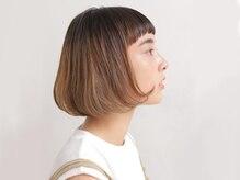 ネーベル 四条(navel)の雰囲気(髪がキレイになればブローいらず!手グシできまります♪)