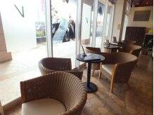 ヴァン カウンシル カナザワ(VAN COUNCIL KANAZAWA)の雰囲気(まるでcafeのような待ち合い席♪)