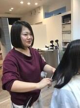 チアーズ フォー ヘアー 志木店(CHEERS for hair)浦野 友希