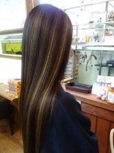 ヘアー シュシュ(Hair chouchou)