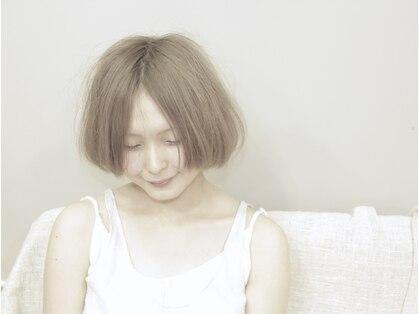ヘアーメイク ハル(hair make halu)の写真