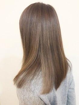髪のエステ専門店 グリュック(gluck)の写真/くせ毛・うねりを知り尽くしたスタイリストが1人1人に合ったメニューをご提案♪毎日の生活をHAPPYに◎