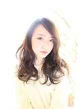 ヘアーメイク ナリカ 久留米店(HAIR MAKE Narika)【Narika 西原宏一】大人かわいいロングスタイル