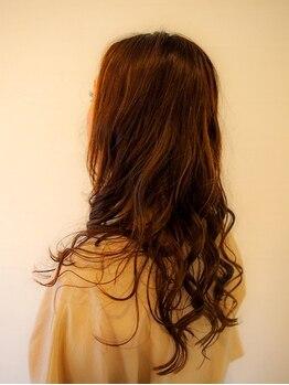 アーク ヘアーズ(ARK Hair's)の写真/ご褒美感覚で気軽に通えるプライベートサロン♪髪質やライフスタイルを考慮したスタイル提案が◎