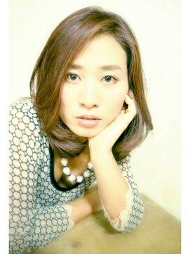 アムールマヤ【長野市アムールマヤ】大人かわいいミディアム
