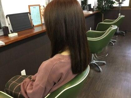 ヘアーサロンソラ(hair salon sora)の写真