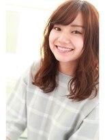 ダミアバイルル(DAMIA by LuLu)ミディアムスタイル人気NO.1ふんわりヘア~優しく見える髪型
