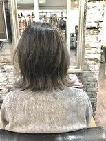 ウォールデゥール 千葉(VOORDEUR)-VOORDEUR-毛先は軽め外ハネボブ!!
