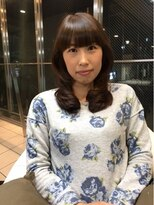 ウィン プレミアムサロン(WIN Premium Salon)巻き髪風パーマ